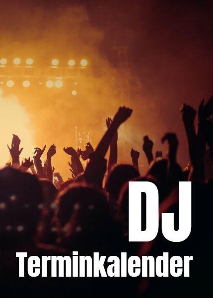 DJ Terminkalender