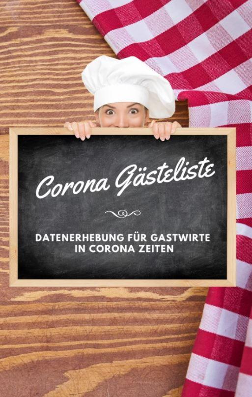 Datenerhebung für Gastwirte in Corona Zeiten